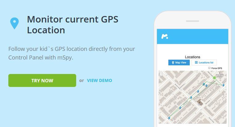 Află locația unui telefon mobil cu mSpy