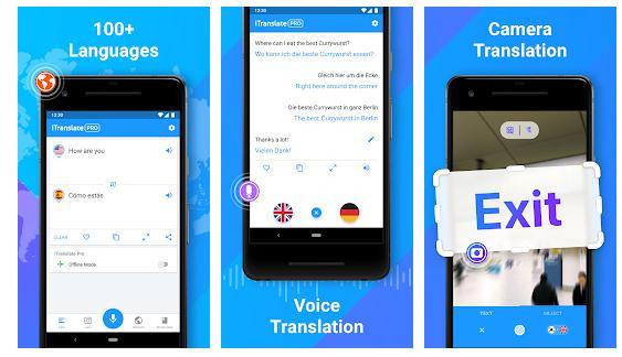 Alte aplicații de tradus din engleză în română
