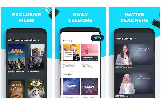 Alte aplicații pentru învățat engleză