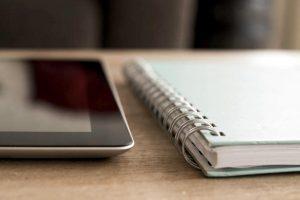 Aplicații pentru notițe pe iPhone sau android
