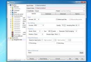 Editor de imagini cu suport pentru plugin-uri