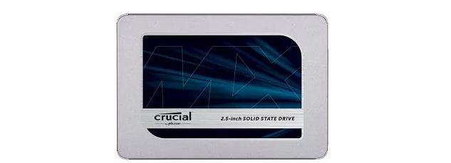 SSD de 240 GB Crucial MX500