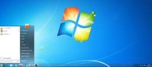 Închidere calculator Windows 7