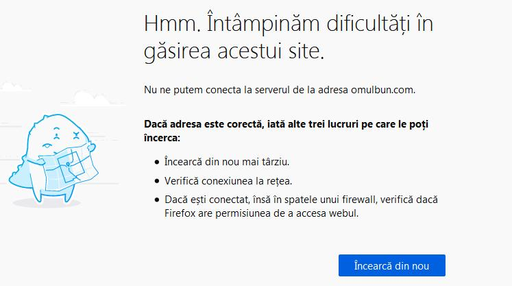 Chrome se blochează alt browser