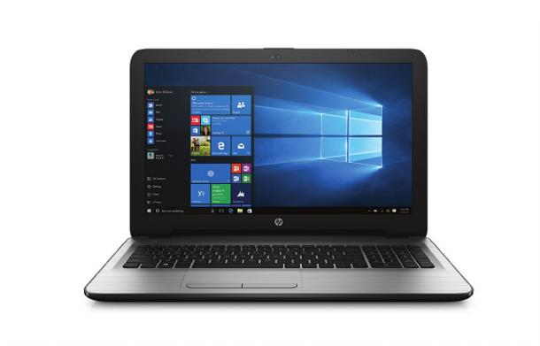 Demontare laptop HP