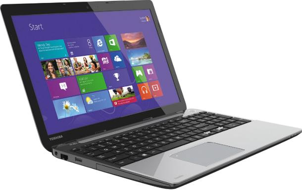 Demontare laptop Toshiba