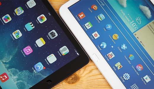 Diferența între tabletă și iPad