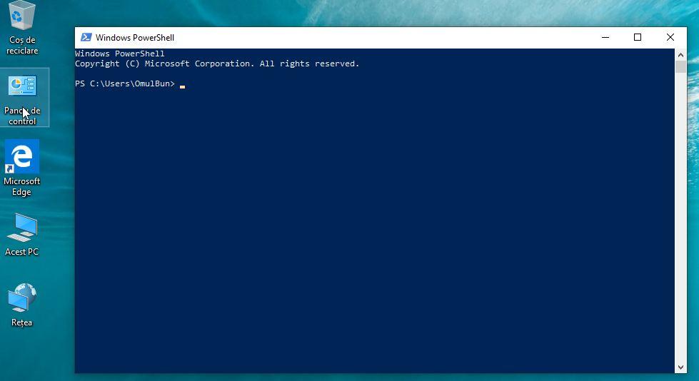 Recuperare cheie Windows 10