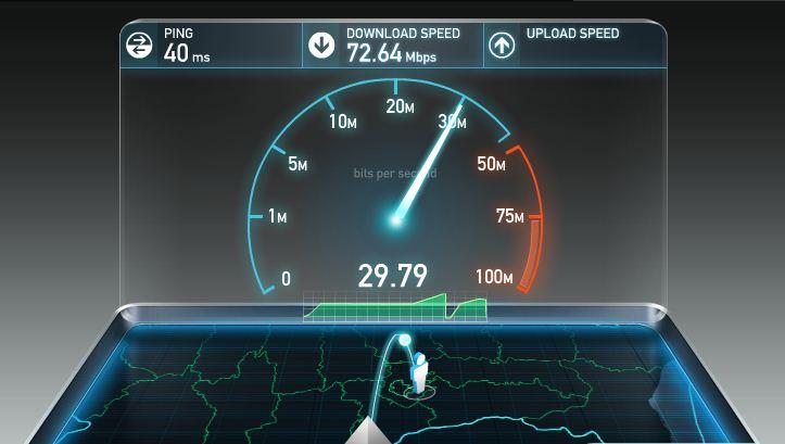Verificare conexiune internet