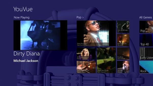 Ascultă muzică de pe Youtube direct din Windows 8
