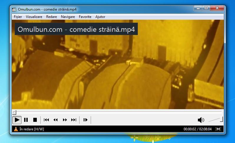 MPC-HC program de vazut filme pe Windows
