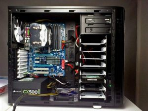 Montare calculator (componente necesare asamblare PC)