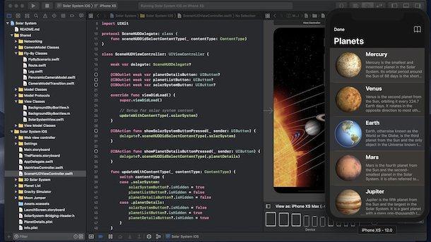 Programe de făcut aplicații pentru iPhone