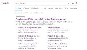 Diferența între browser și motor de căutare