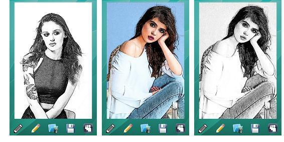 Alte aplicații care transformă pozele în desen