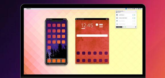 Aplicație oglindire ecran iPhone