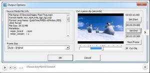 Cum faci un Gif din video cu Freemore Video to GIF Converter