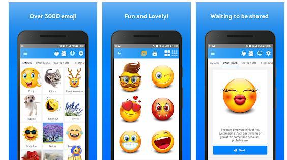 Personalizare telefon Android emoji