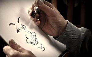 Transformare poză în desen animat