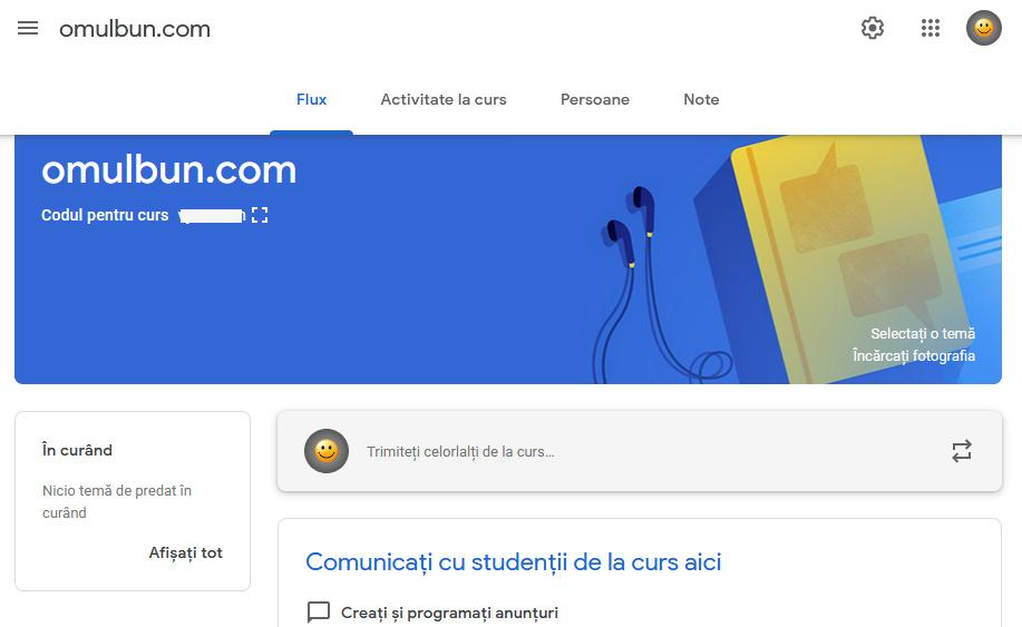 Cum se descarcă Google Classroom gratis pe laptop sau PC