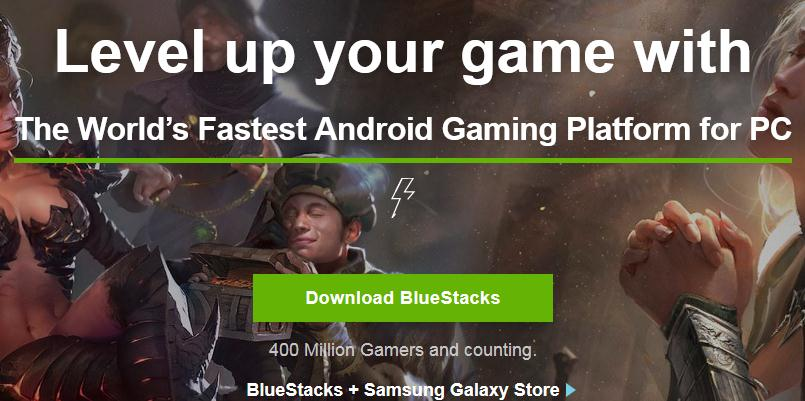 BlueStacks (Windows Mac)