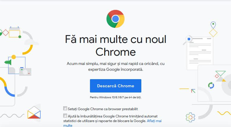 Descarcă Google Chrome
