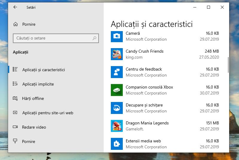 Dezinstalare Google Chrome din PC