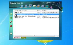 Opțiuni suplimentare pentru bara de activități Windows
