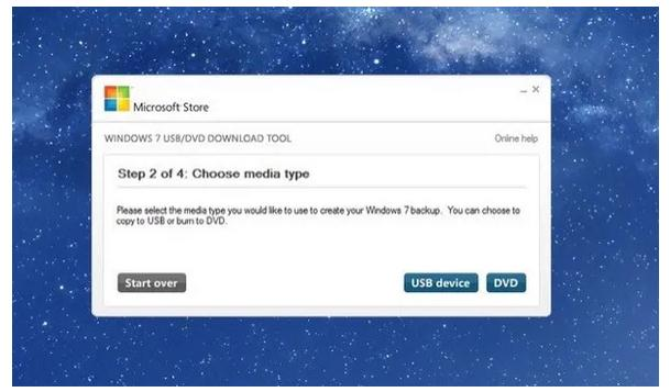 Creare stick bootabil Windows 7