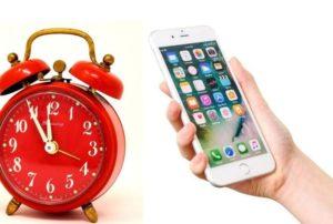 Schimbare sunet de alarmă (ton) la iPhone