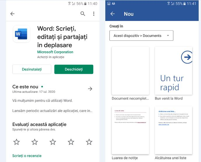 Descarcă Word pe Android