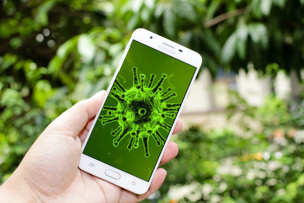 Antivirus pentru telefon Android