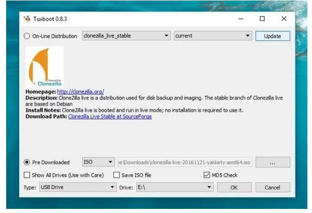 Clonarea unui hdd pe SSD cu Windows 10