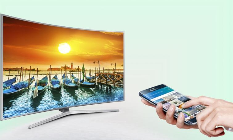 Conectare telefon la TV prin WiFi Direct
