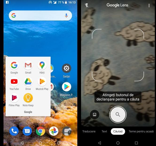 Cum funcționează Google Lens pe Android