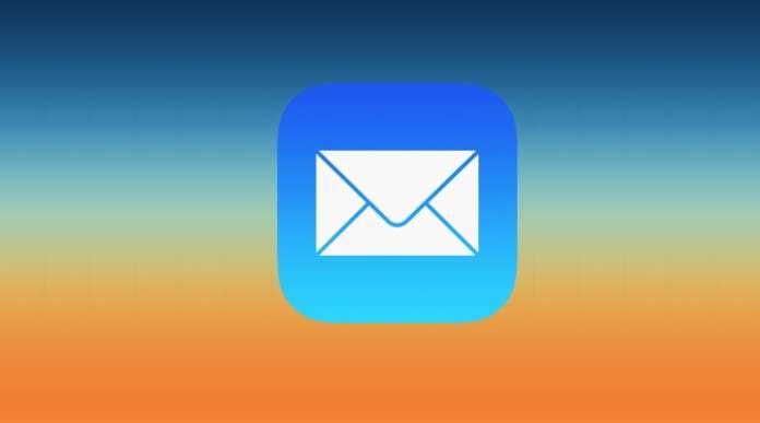 Trimitere e-mail de pe iPhone