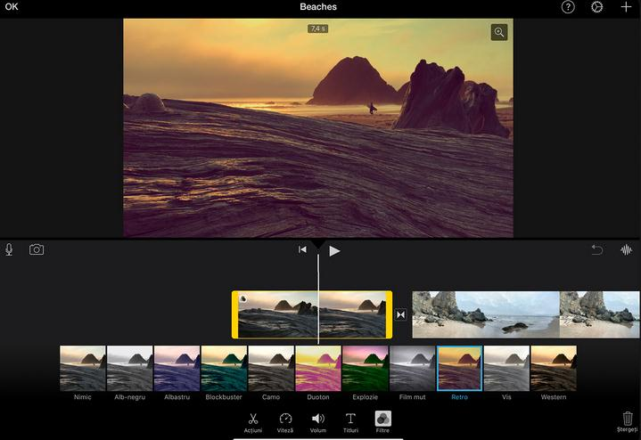 iMovie (iPhone)