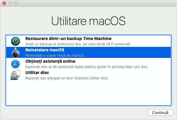 Macbook Pro nu mai bootează