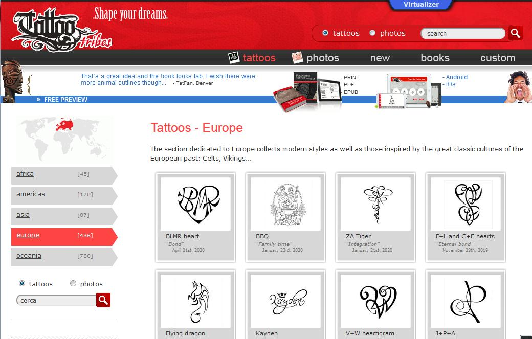 Tattoo Tribes