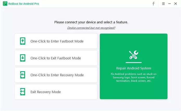 modul Fastboot Download pe Android