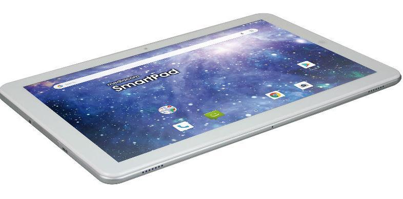 esetare tabletă Mediacom la setările din fabrică