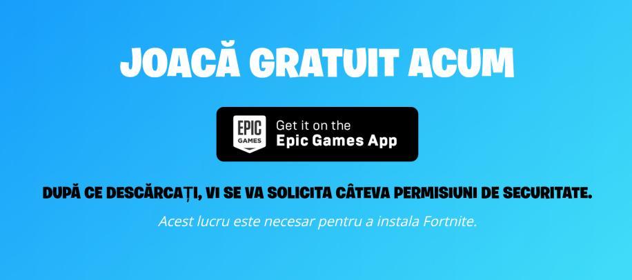 Epic Games jocul pentru telefon