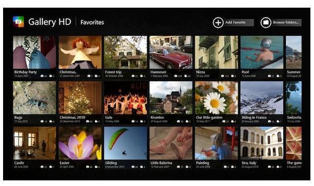 gallery HD program de văzut poze