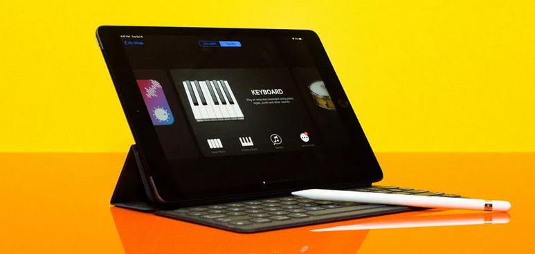 imagine iPad