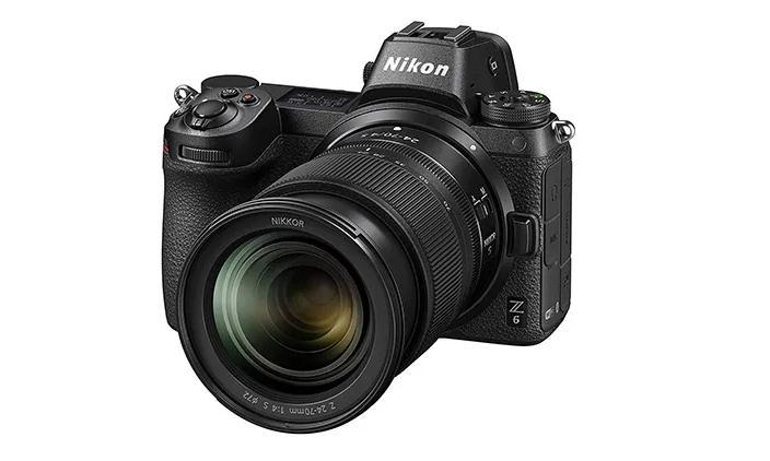 ce aparat de fotografiat să cumpăr Nikon Z6