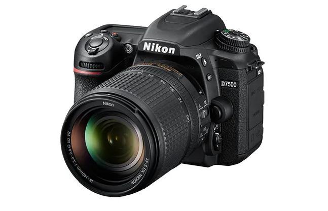 ce aparat de fotografiat să cumpăr Nikon D7500
