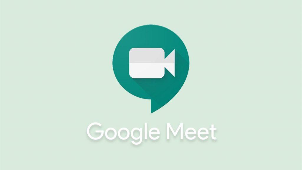 Actualizare Google Meet