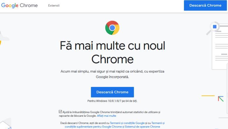 Descarcă Google Chrome pentru PC Windows