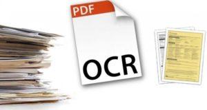 Programe pentru scanare OCR