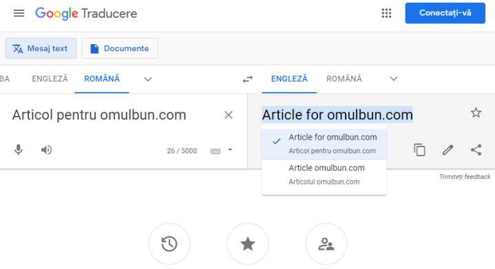 Site-uri pentru traducători online